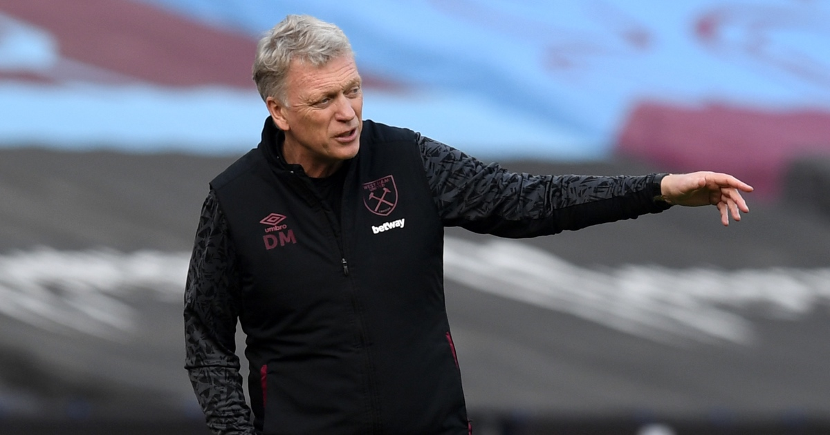 Moyes wants more 'consistency' from West Ham star