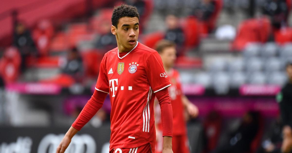 Jamal Musiala Bayern