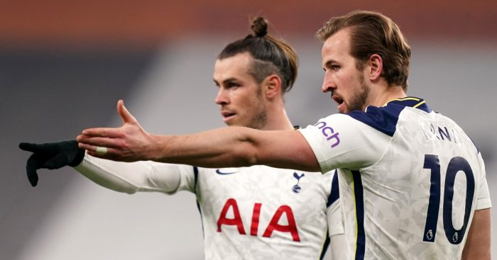 Gareth Bale Harry Kane Tottenham