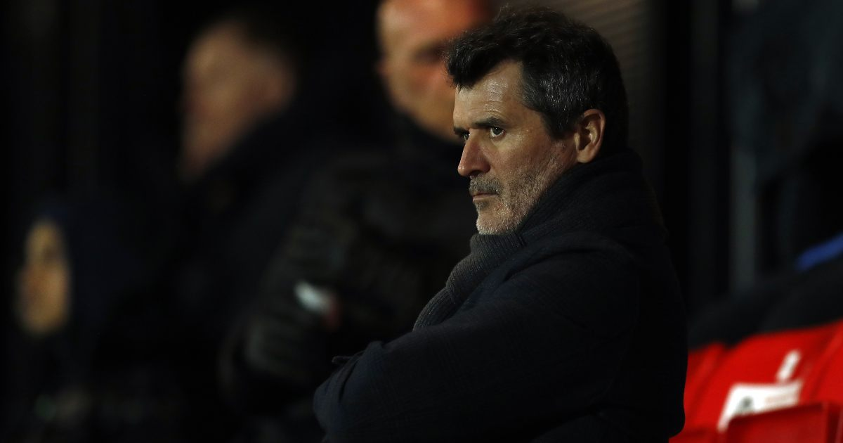Roy Keane Man Utd