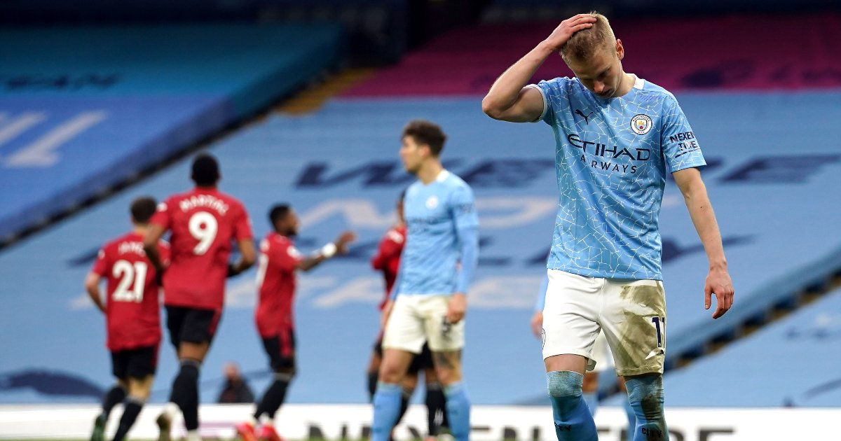 Man City hopes 'evaporate' in face of genius Solskjaer thumbnail