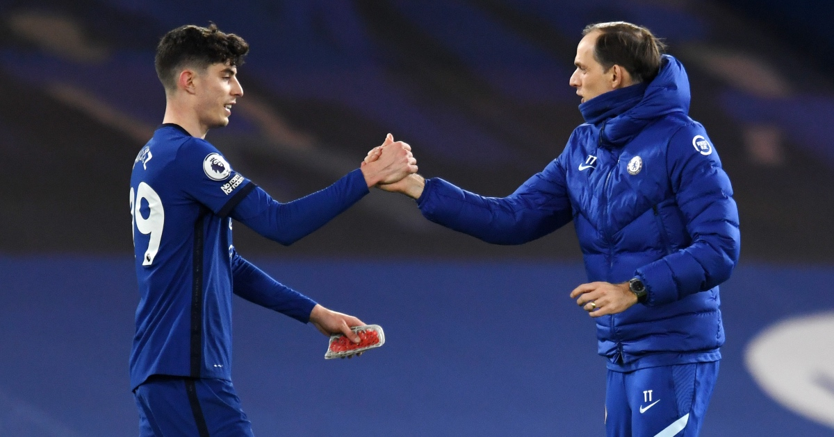 F365 says: Havertz has a new defining Chelsea moment