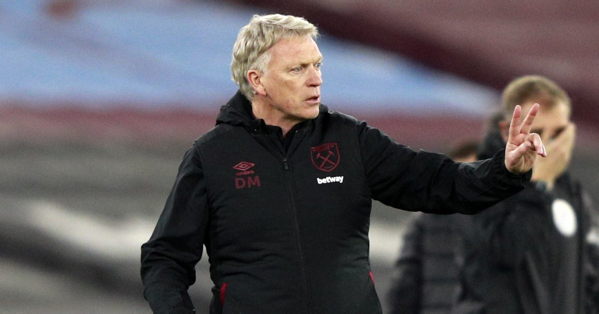 Moyes: West Ham 'fortunate at times' against Leeds