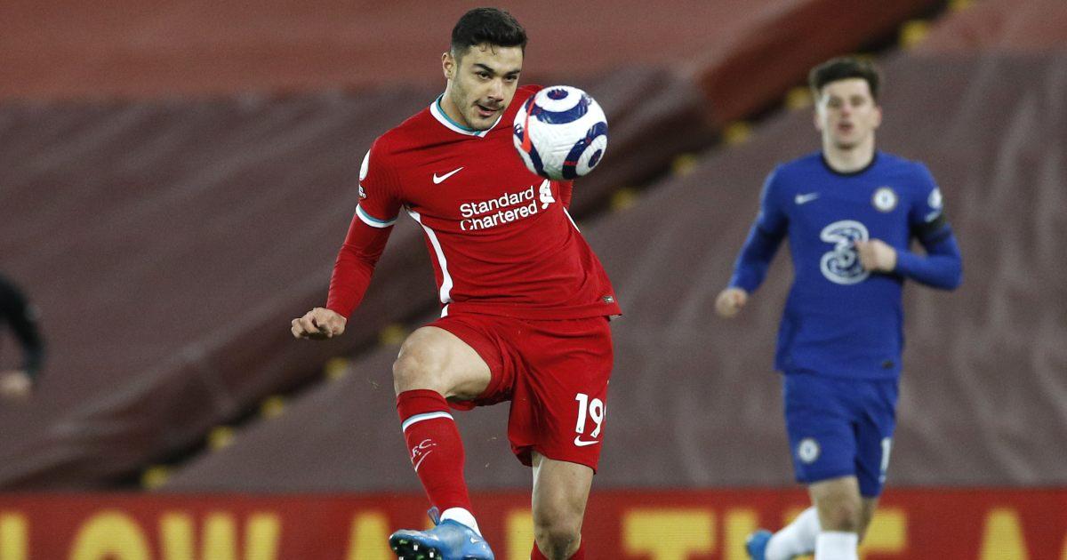 Ozan Kabak Liverpool