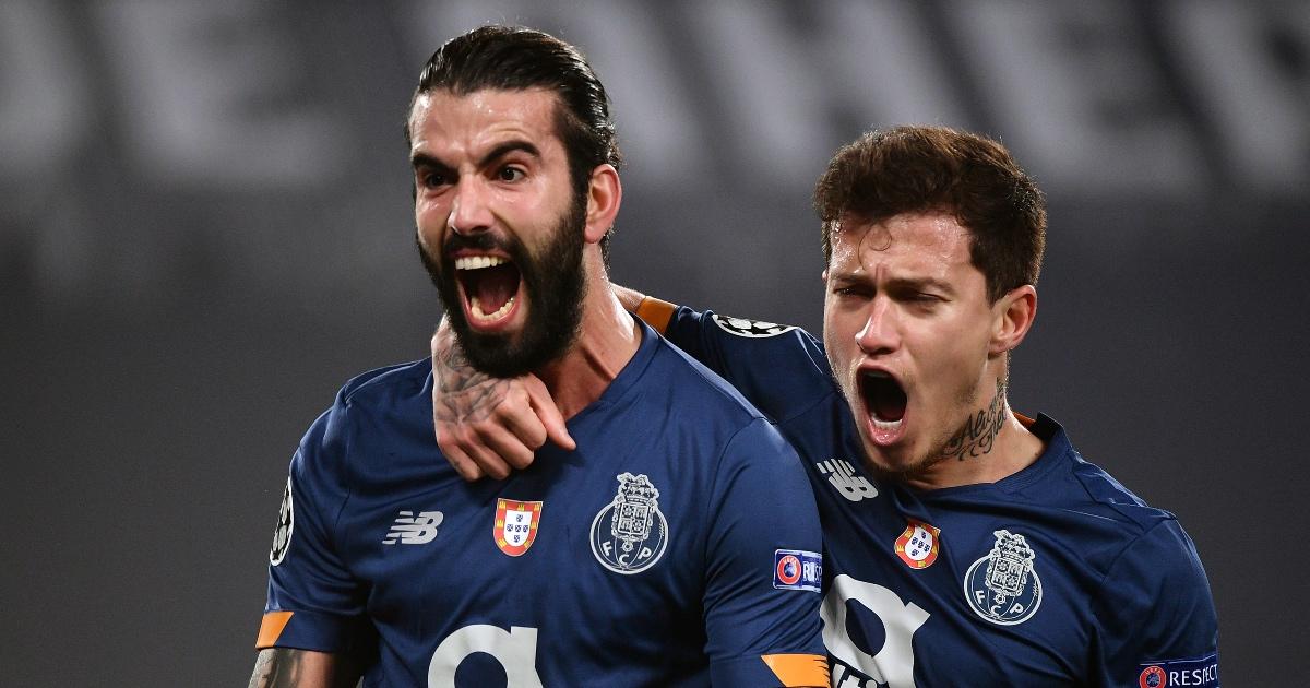 Porto Juventus Champions League