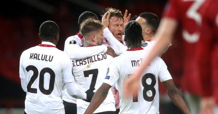 Europa Draw Man Utd To Face La Liga Leaders Spurs Get