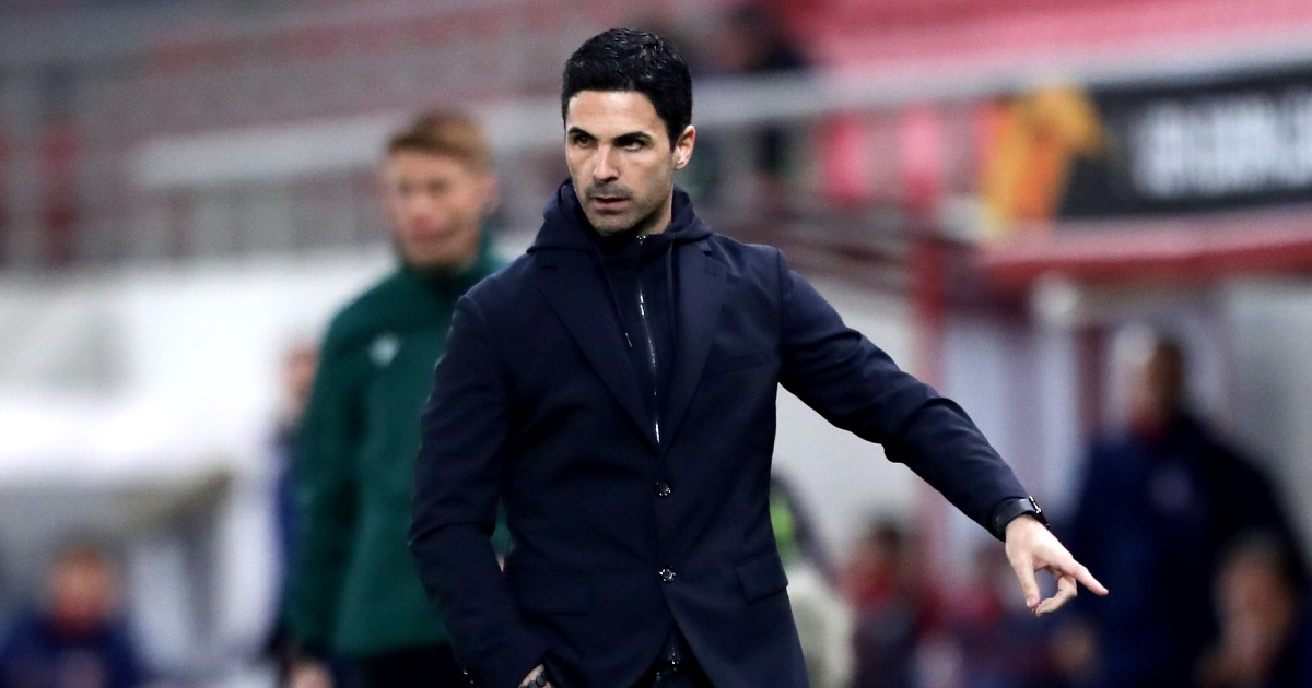 Arsenal 'showed personality' in Olympiacos win, says Arteta thumbnail