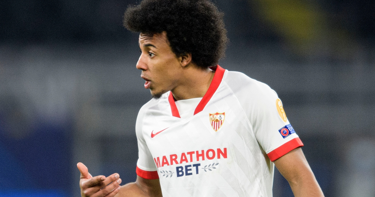 Kounde to Chelsea chance boosted by €17m Sevilla battle