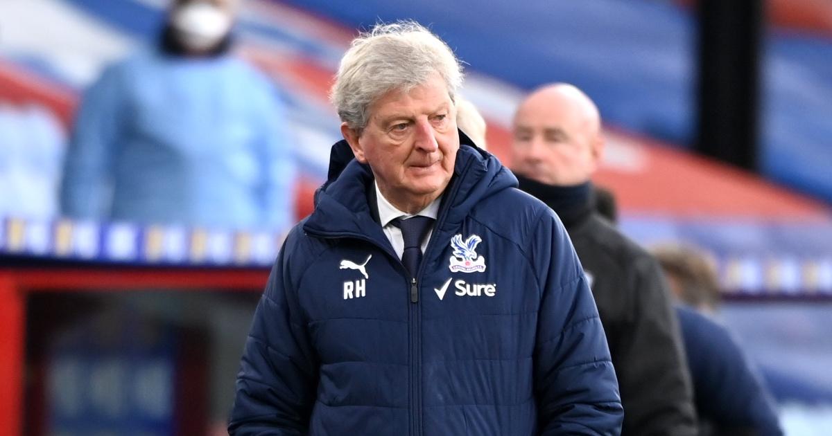 Hodgson admits 'selfish' feelings towards Palace documentary