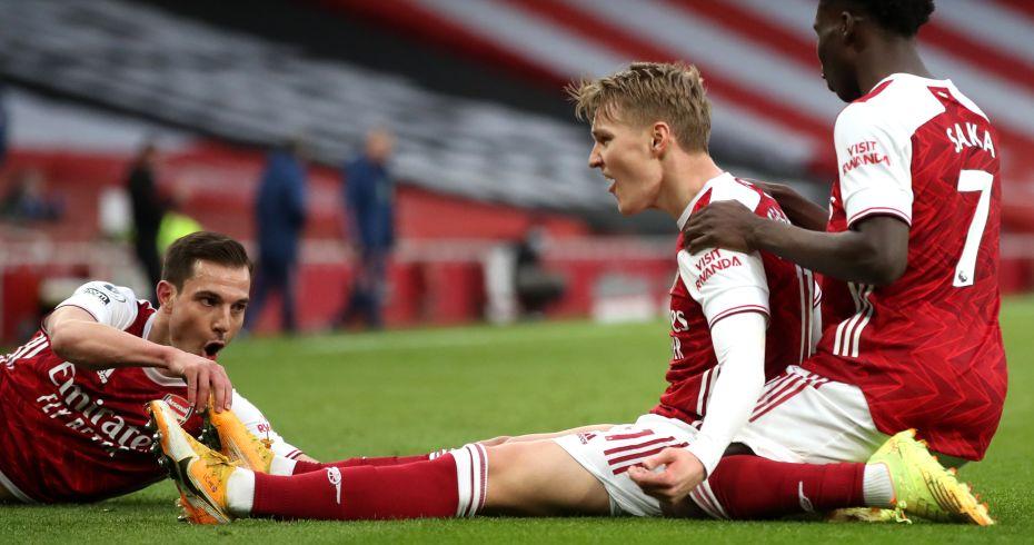 Martin Odegaard Arsenal