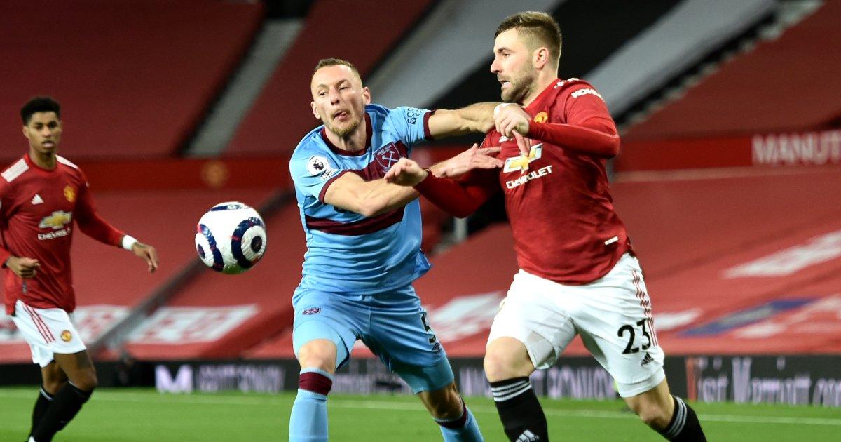 Luke Shaw Manchester United