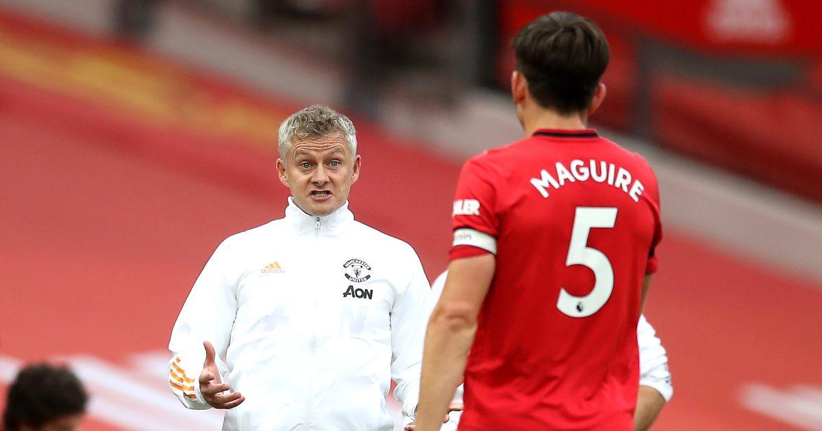 Ferdinand picks out Solskjaer's 'biggest concern' at Man Utd thumbnail