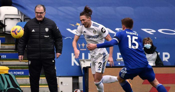Luke Ayling Marcelo Bielsa Leeds United