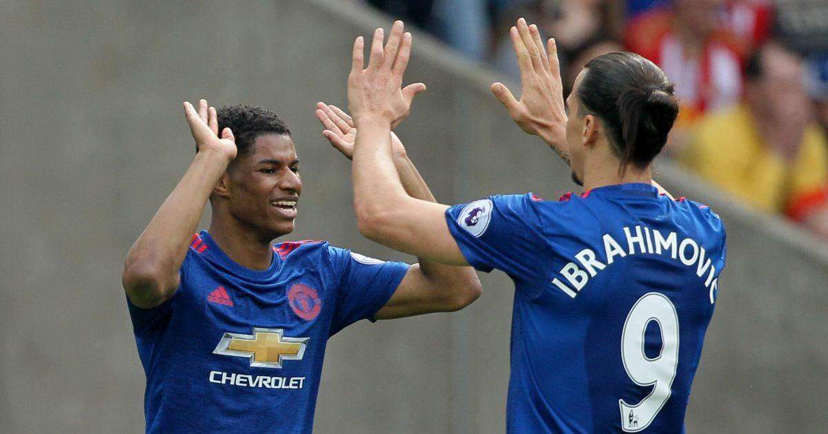 Rashford: Man Utd teammate has same 'mentality' as Zlatan thumbnail