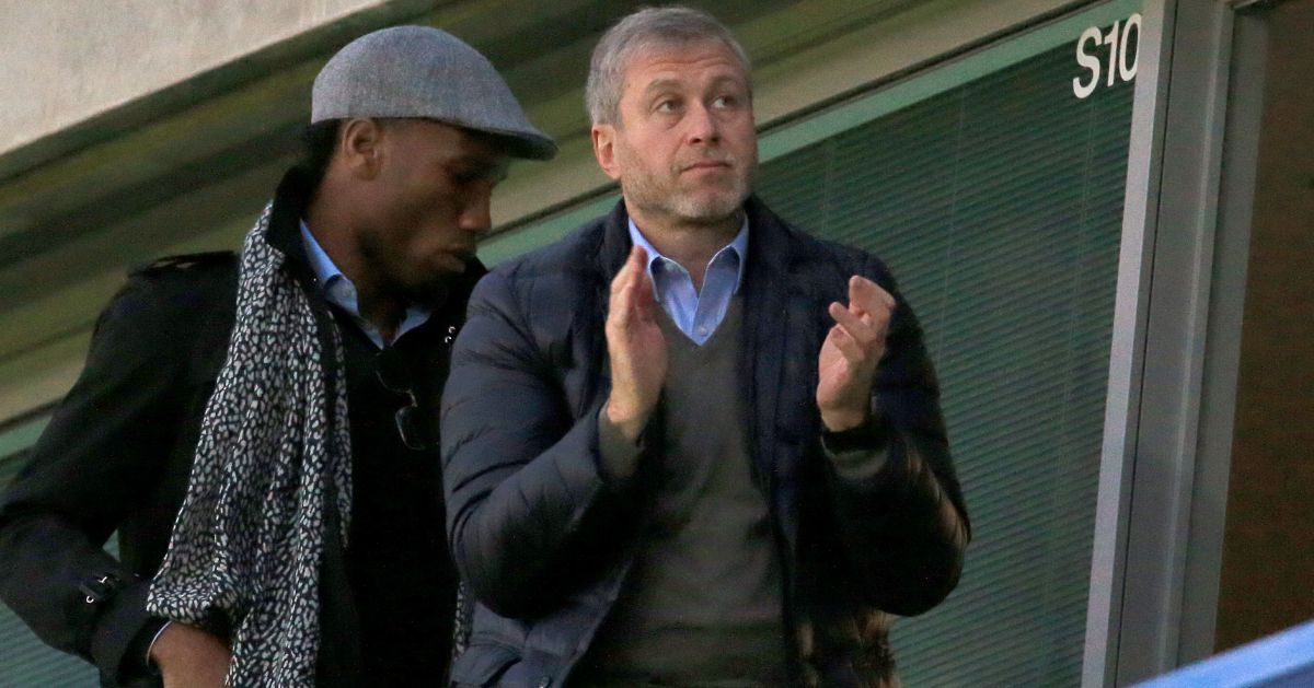 Abramovich reveals reason for regret over buying Chelsea