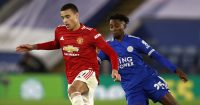 Mason Greenwood and Wilfred Ndidi
