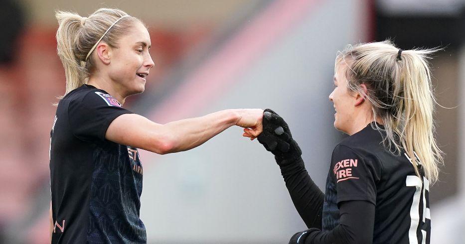 Manchester City women