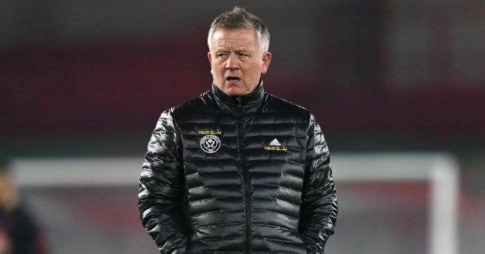 Chris Wilder F365