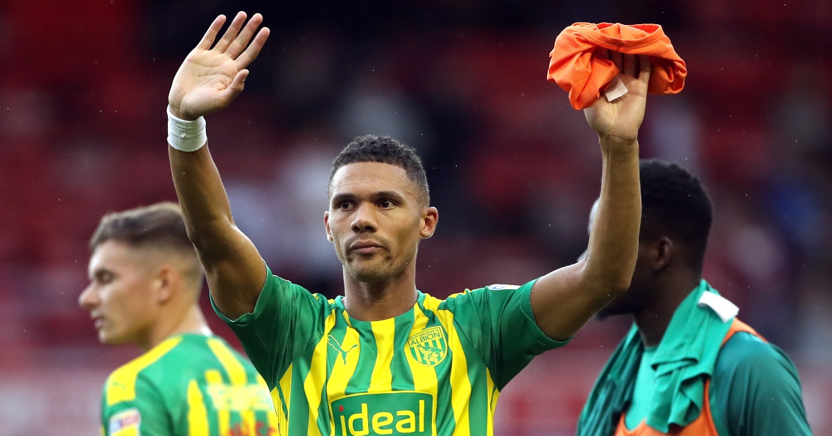 West Brom defender Gibbs to join Inter Miami at end of season thumbnail