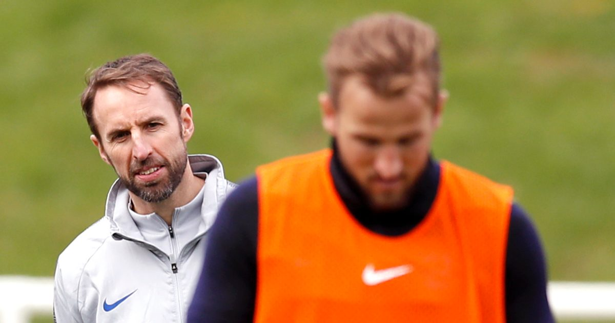 Southgate to be 'mindful' over Kane game time thumbnail