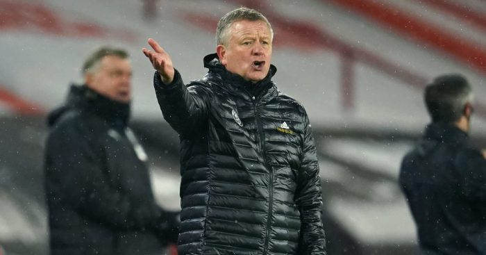 Chris Wilder Pundit F365