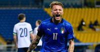 Ciro Immobile goal Italy Northern Ireland F365
