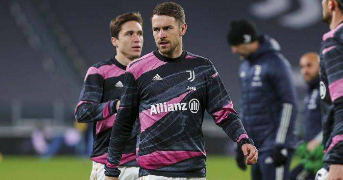 Aaron Ramsey Juventus Liverpool