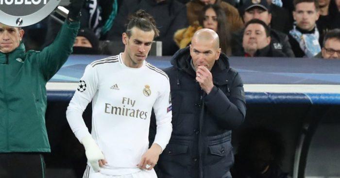 Gareth Bale Real Madrid F365