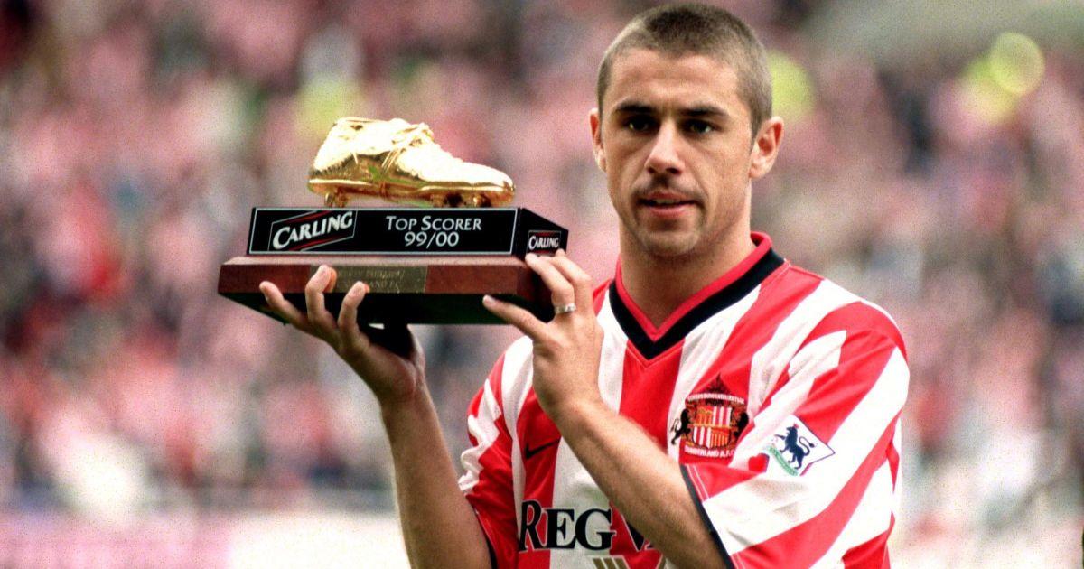 Kevin Phillips Sunderland golden boot