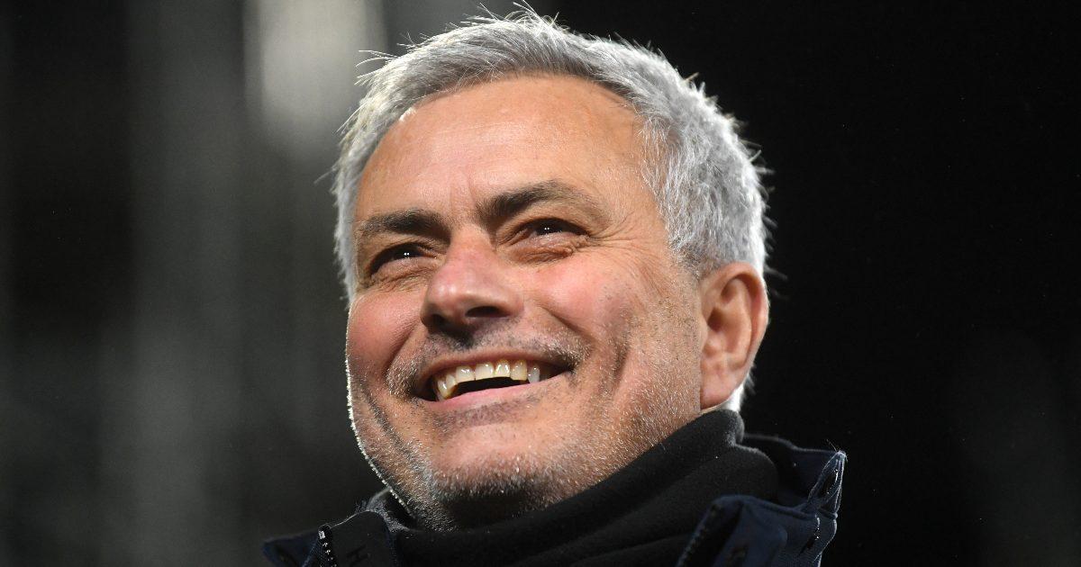 Jose Mourinho F365