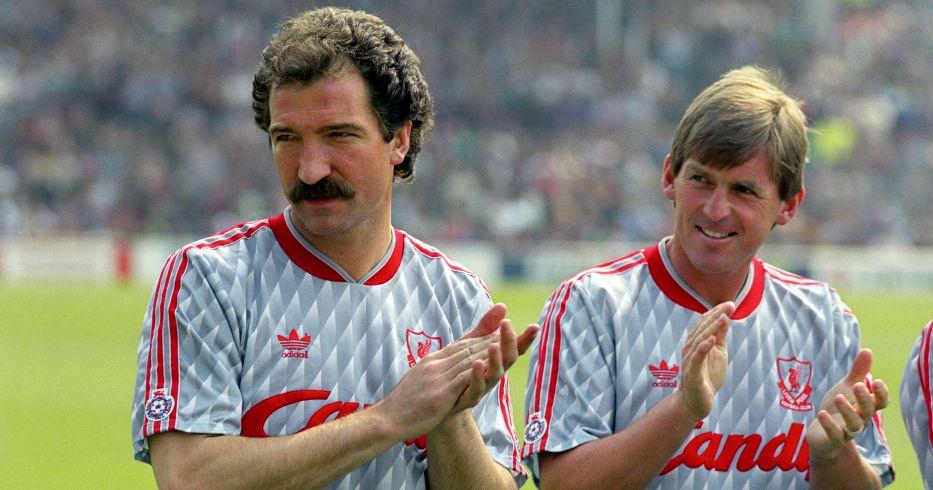 Graeme Souness Kenny Dalglish Liverpool