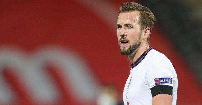 Harry Kane England profile