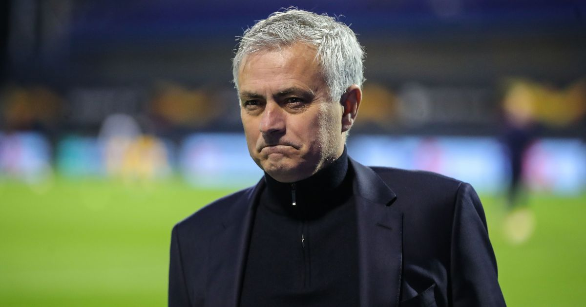 Angry Mourinho On Fresh Mole Hunt Over Negative Spurs Stories
