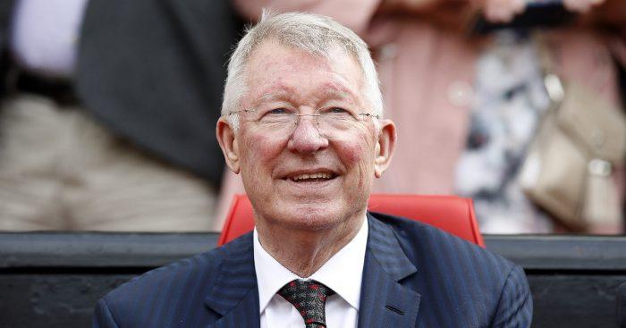 Sir Alex Ferguson Man United F365