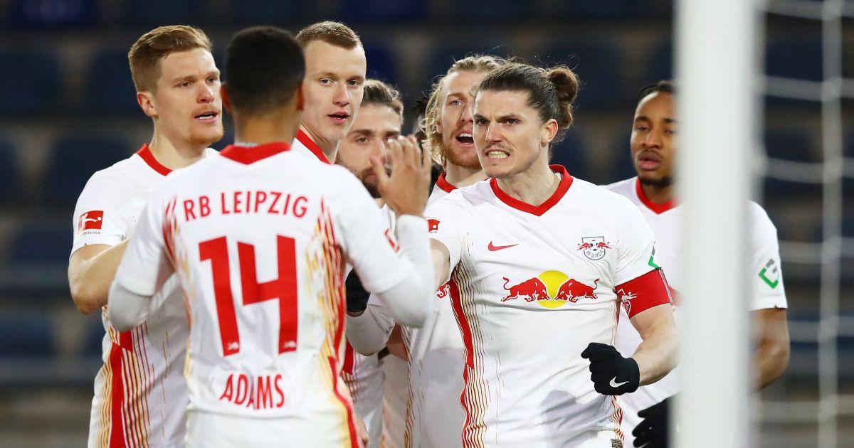 Marcel Sabitzer RB Leipzig Liverpool