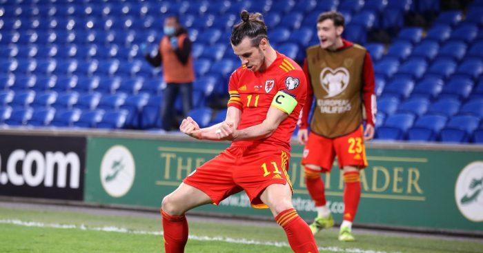 Gareth Bale Wales F365