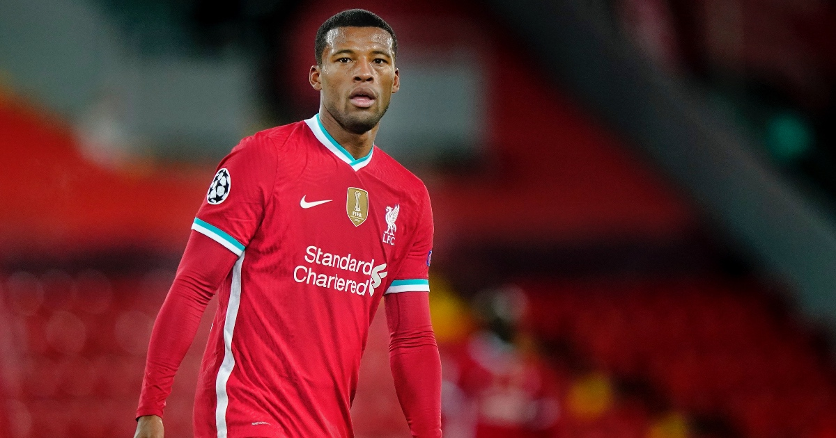 Chelsea join Barca in race to sign Liverpool star Wijnaldum thumbnail