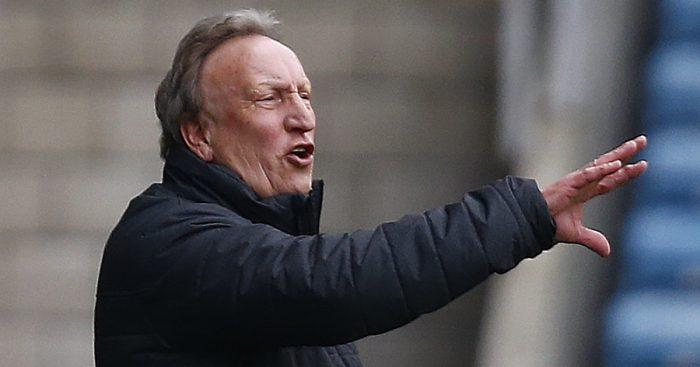 Neil Warnock Middlesbrough boss