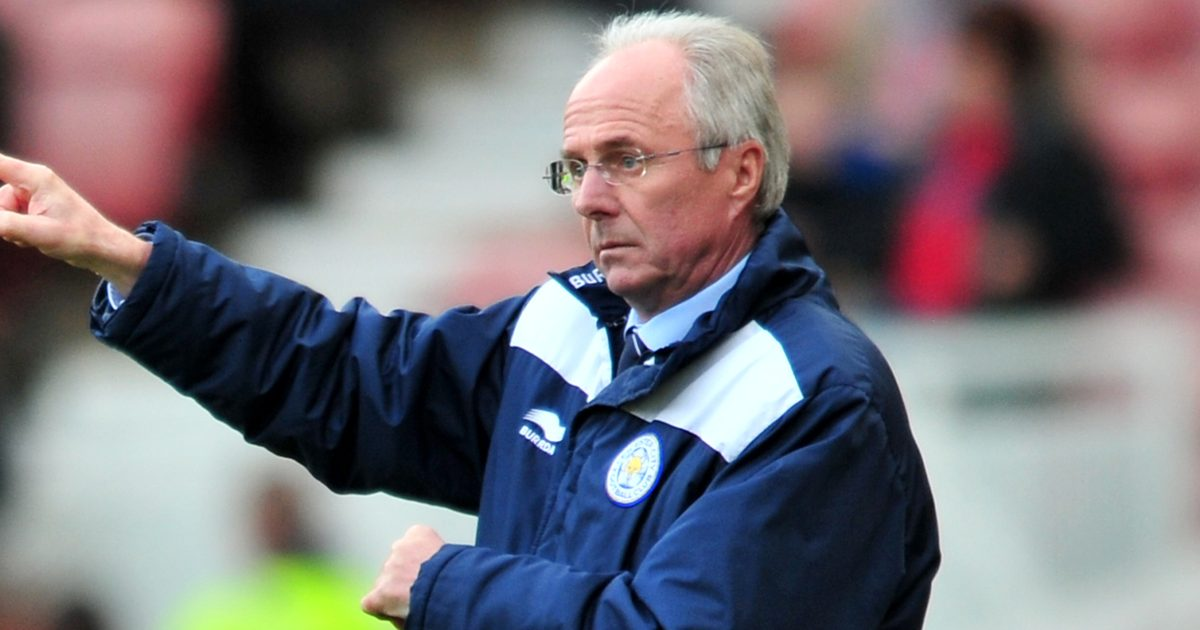 Eriksson admits Leicester were 'right' to sack him in 2011 thumbnail