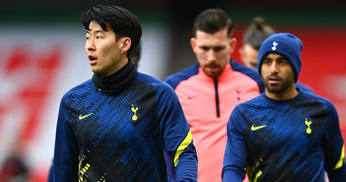 Son Heung-min Spurs