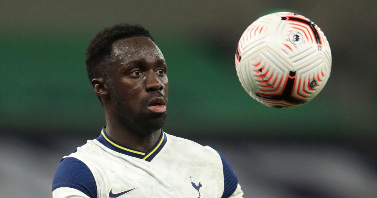 Davinson Sanchez Tottenham