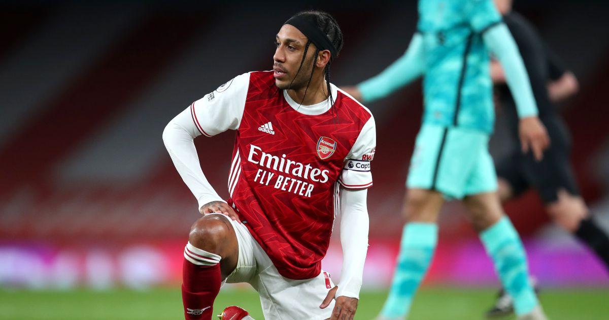 Pierre-Emerick Aubameyang Arsenal