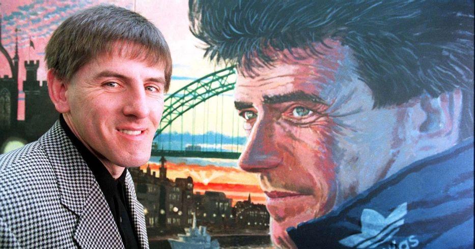 Kevin Keegan Peter Beardsley Newcastle United