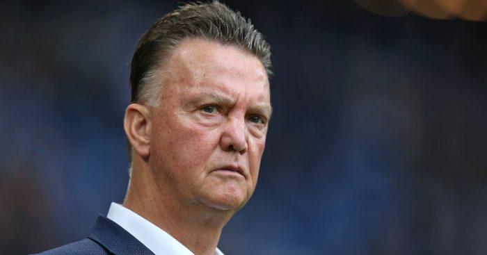 Louis van Gaal Man Utd