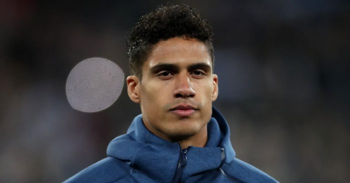 Raphael Varane Real Madrid Liverpool