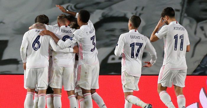 Real Madrid Liverpool F365