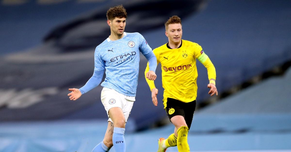 Pep Guardiola Man City Dortmund F365