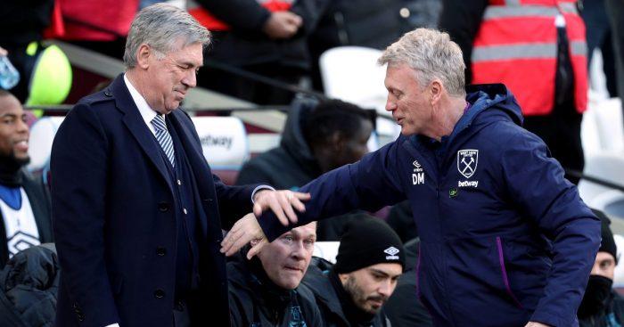 Everton West Ham Pundit F365