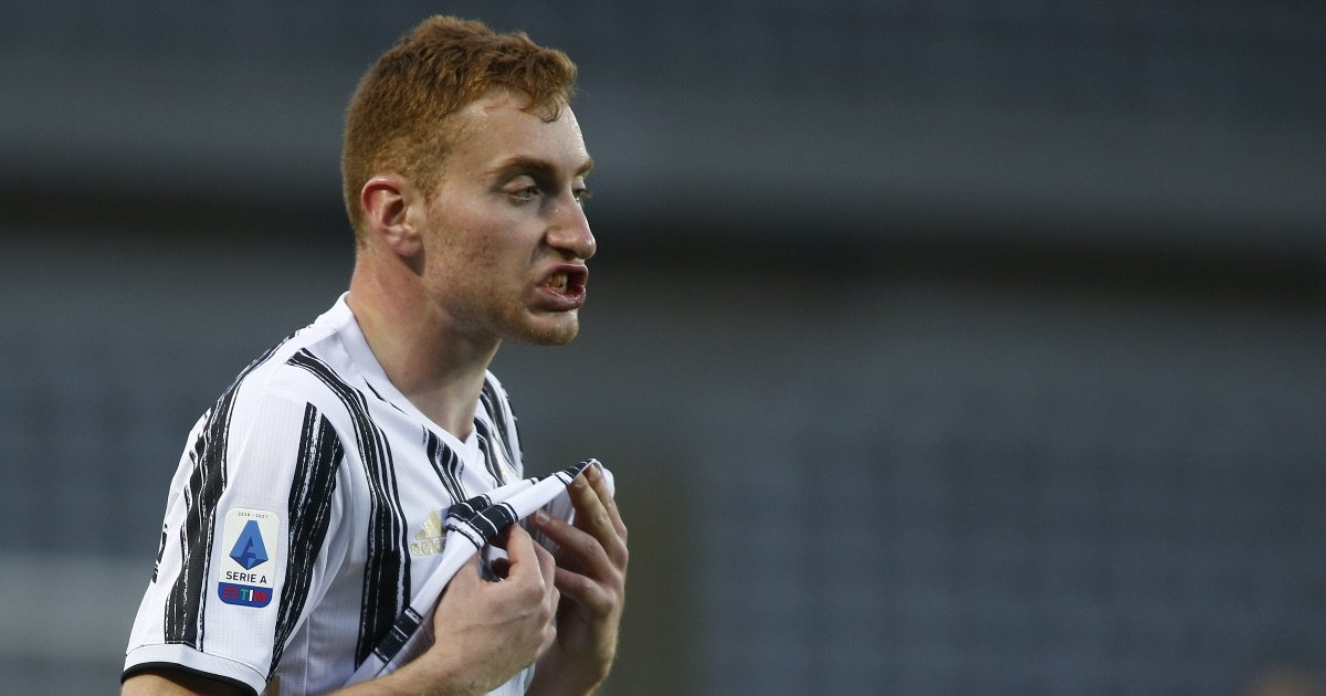 Kulusevski for Juventus