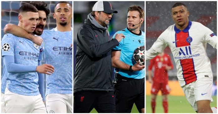 Champions League winners and losers Foden Klopp Mbappe